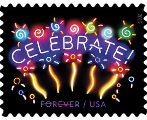 Celebrate! Stamps