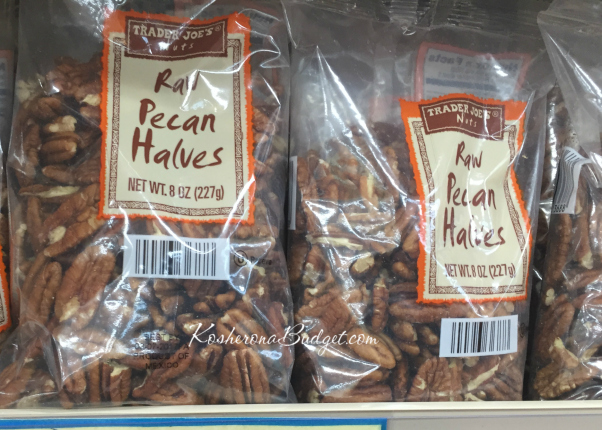 Trader Joe's Raw Pecan Halves