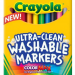 HURRY! Crayola Fine Line Ultra-Clean Washable Markers – $1.97 (Add On)