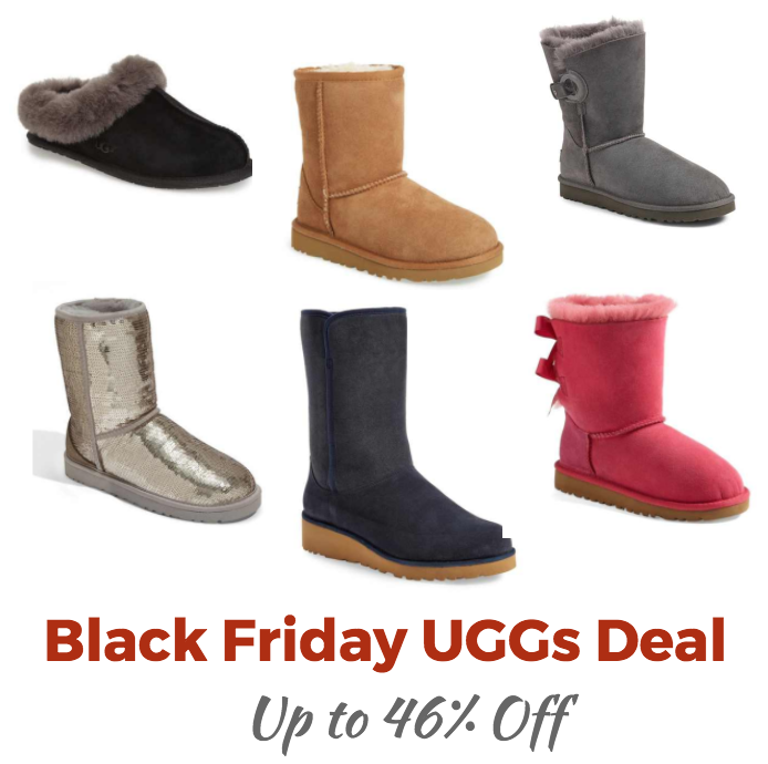 Best Black Friday UGGs Deal