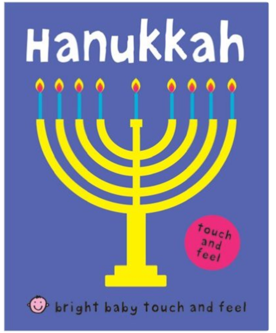Hanukkah Bright Book