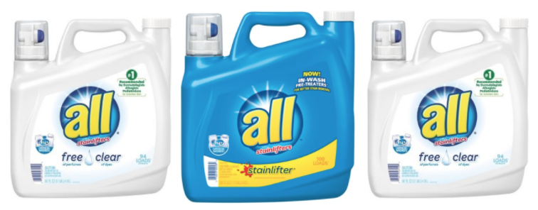 All Laundry Detergent Deal