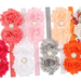 Baby and Toddler Flower Headbands – 8-Piece Sets from $6.99 (So Cute!)