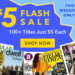 Discount Magazines $5 Flash Sale (100+ Titles)