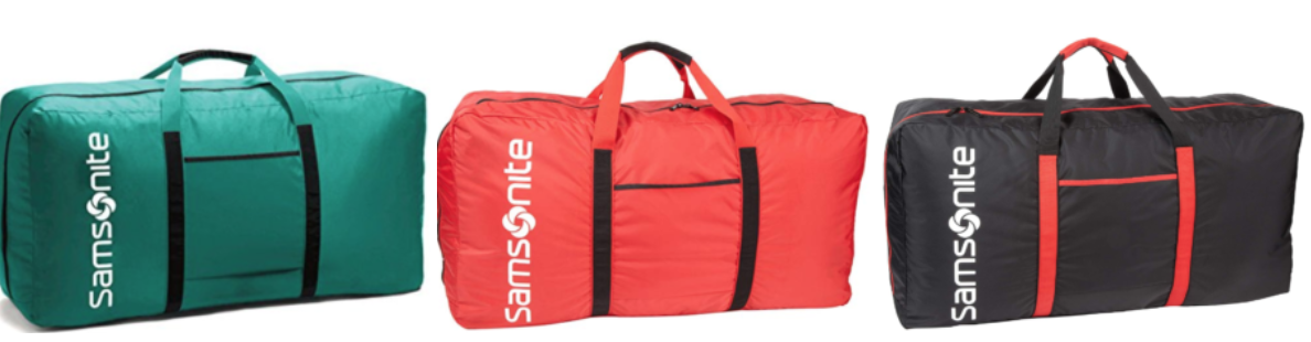 Blackfriday2018 Samsonite Tote A Ton Duffle Bag Just 16 99
